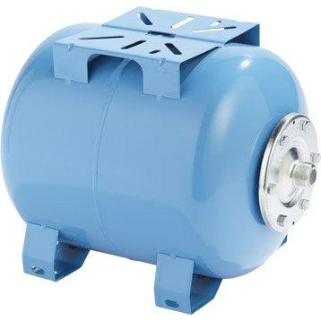 Réservoir 24 l horizontal + membrane FLOTEC Za010540