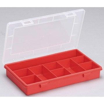 boîte et casier de rangement pour vis - bac à vis | leroy merlin