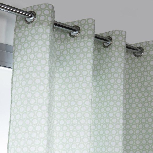 rideaux pastels pour une d co scandinave leroy merlin. Black Bedroom Furniture Sets. Home Design Ideas