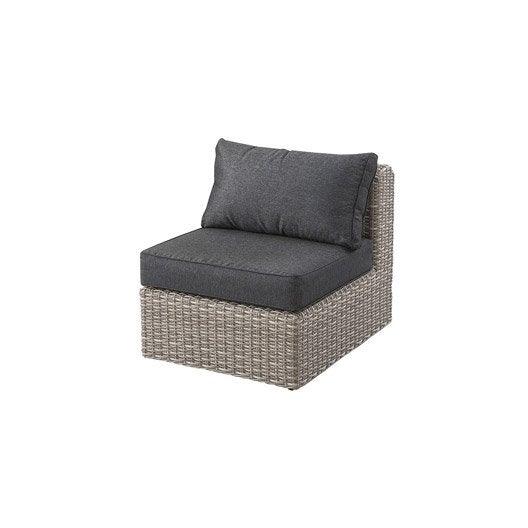 salon bas de jardin canap fauteuil bas salon de d tente leroy merlin. Black Bedroom Furniture Sets. Home Design Ideas