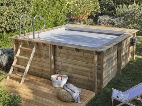 comment choisir sa piscine hors sol leroy merlin. Black Bedroom Furniture Sets. Home Design Ideas