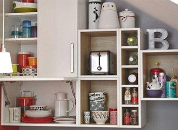 relooker ou d corer sa cuisine leroy merlin. Black Bedroom Furniture Sets. Home Design Ideas
